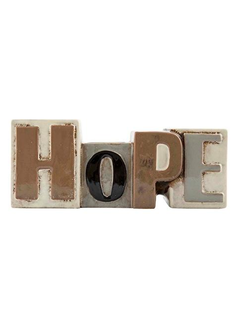 Vitale Hope Seramik Saksı Renkli